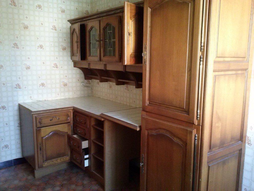 les jedric bricolent cuisine r cup. Black Bedroom Furniture Sets. Home Design Ideas