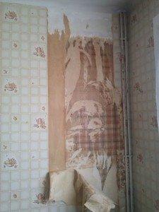 Décollage papier peint cuisine dans Le séjour/cuisine cam00664-225x300
