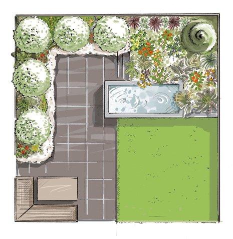 Emejing Plan De Petit Jardin Japonais Gallery - Amazing House Design ...