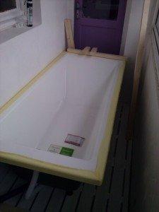 les jedric bricolent la salle de bain. Black Bedroom Furniture Sets. Home Design Ideas